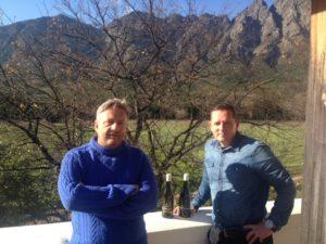 Marc Kent and Gottfried Mocke