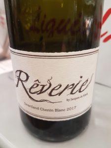 Reverie Chenin Blanc 2017