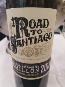 Road to Santiago Semillon 2016
