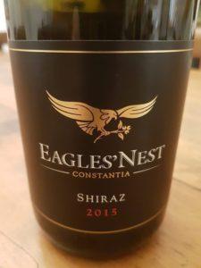 Eagles Nest Shiraz 2015