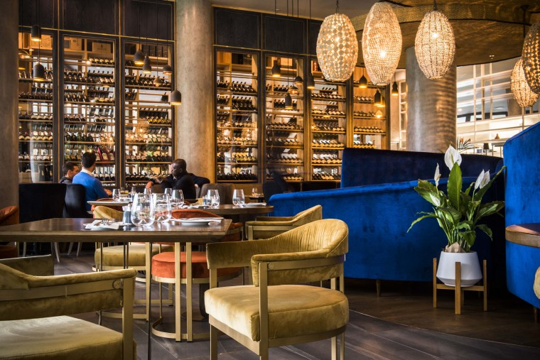 Restaurant Review Epicure Winemagcoza Sa Wine Ratings News