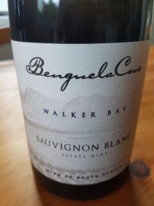 Benguela Cove Sauvignon Blanc 2017, Benguela Cove Sauvignon Blanc 2017