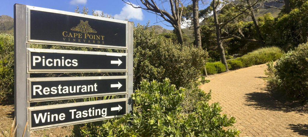 Eat drink and be merry at Cape Point Vineyards