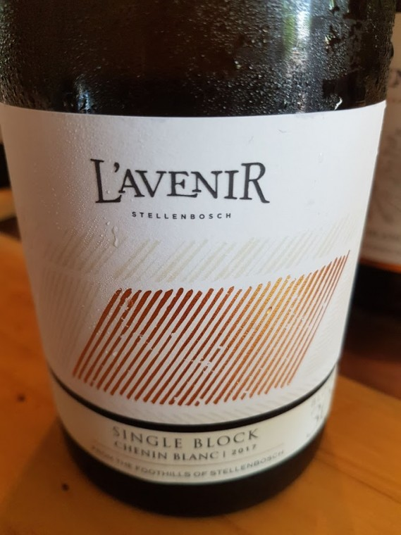 LAvenir Single Block Chenin Blanc 2017