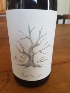 Stand Alone Pinot Noir 2015