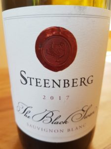 Steenberg The Black Swan Sauvignon Blanc 2017