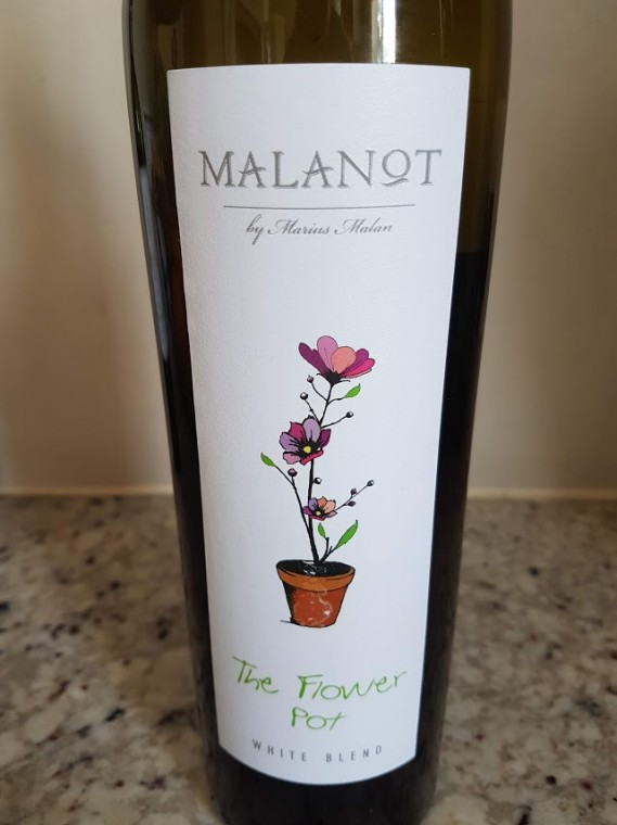 Malanot The Flower Pot 2014