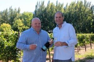 Paul Gerber & JP Colmant