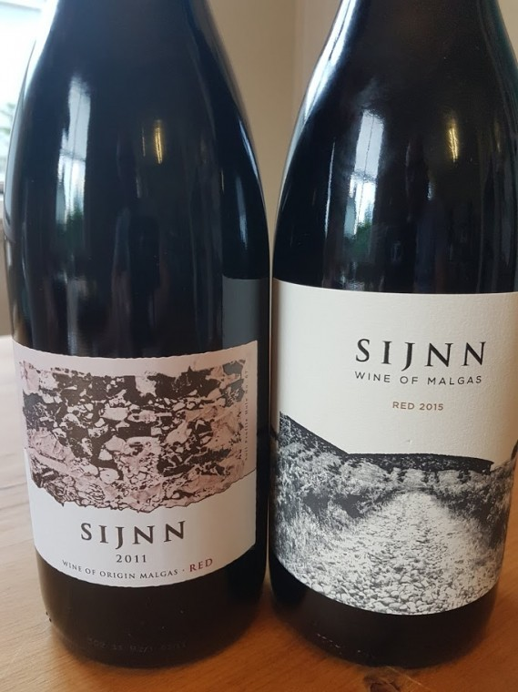 Sijnn Red 2011 and 2015
