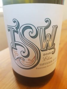 TSW Sauvignon Blanc 2018