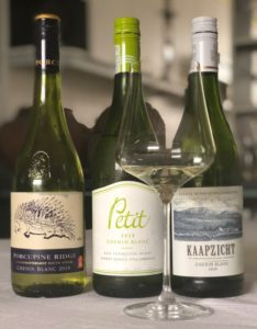 Tim James: Chenin blanc – high, middle and low, Tim James: Chenin blanc – high, middle and low