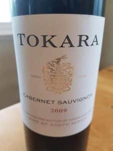 Tokara Cabernet Sauvignon 2009