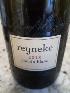 Reyneke Chenin Blanc 2018