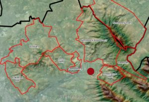 Stellenbosch wards