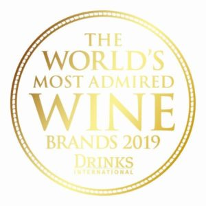 The World's Most Admired Wine Brands 2019, The World's Most Admired Wine Brands 2019