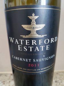 Wateford Cabernet Sauvignon 2011
