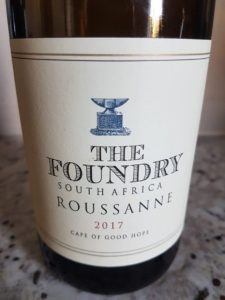 The Foundry Roussanne 2017