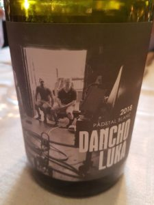 Dancho Luka Padstal Blanc 2018
