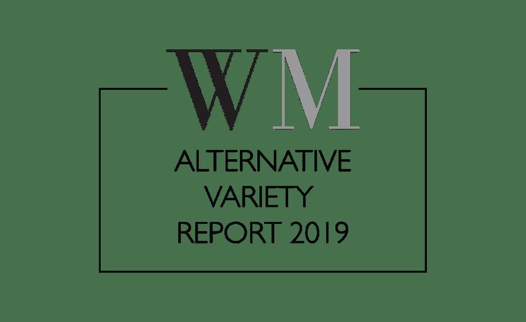 Alternative Varieties Report 2019, Alternative Varieties Report 2019