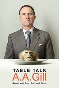 Tim James: A.A. Gill and plate and glass apartheid, Tim James: A.A. Gill and plate and glass apartheid