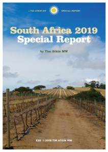 Tim Atkin MW South Africa Special Report 2019 - winemag